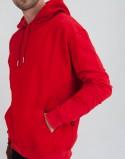 Bluzy dla pary czerwone PL