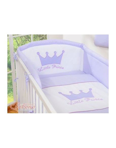 Ochraniacz uniwersalny- Little Prince/Princess fioletowy