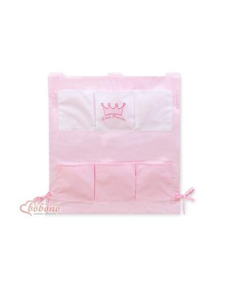 Przybornik uniwersalny- Little Prince/Princess różowe