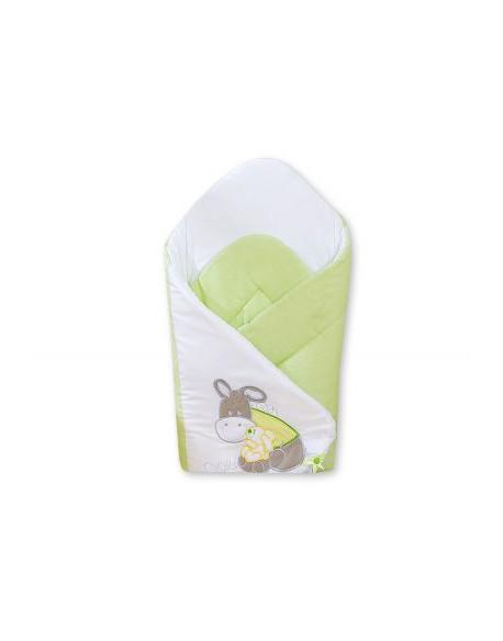Rożek usztywniany- Osiołek Lucek zielony