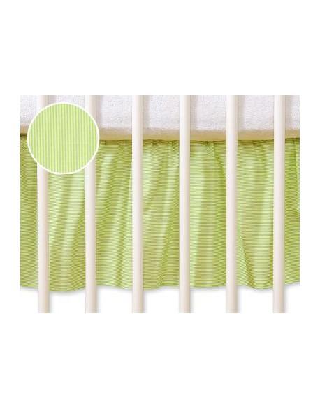 Falbanka maskująca 140x70cm- Osiołek Lucek zielony