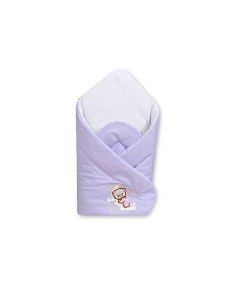 Rożek usztywniany- Dobranoc fioletowe