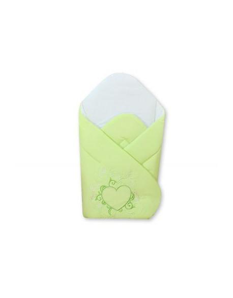 Rożek usztywniany- Chic jasno zielony