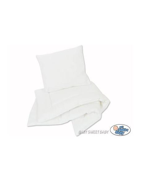Komplet wypełnień do kosza (poduszka i kołderka)