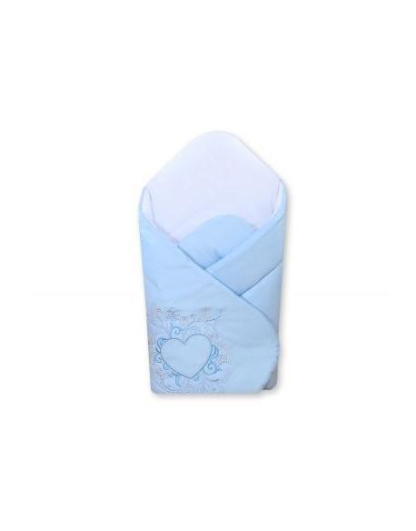 Rożek miękki- Chic jasno niebieski