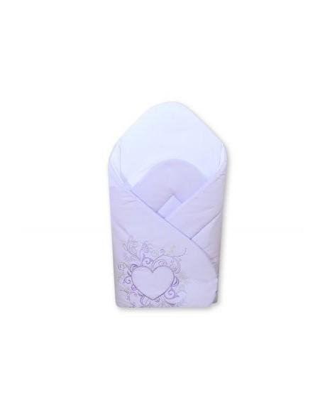 Rożek miękki- Chic fioletowy