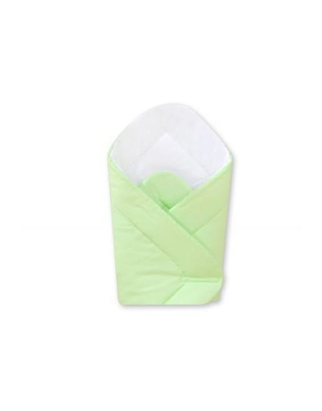 Rożek miękki- Wiszące serduszka zielone