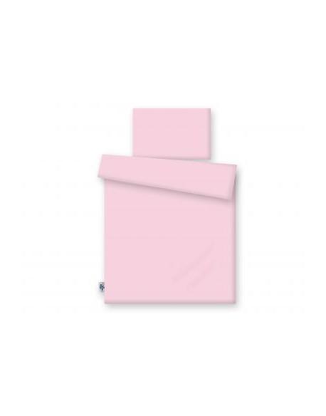 Pościel 2-cz - różowa