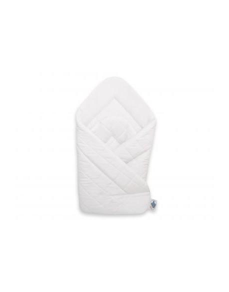 Rożek miękki pikowany - biały