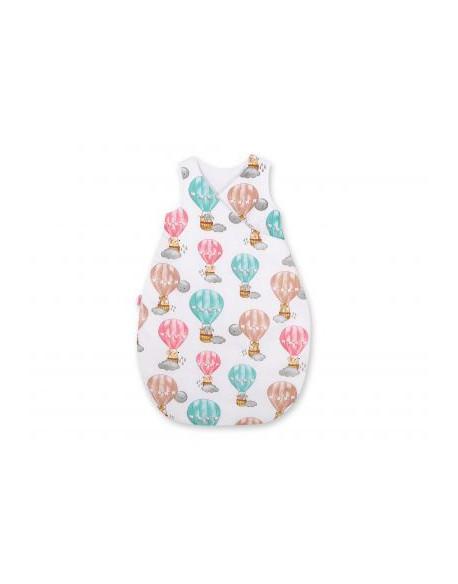 Śpiworek niemowlęcy - kolorowe baloniki