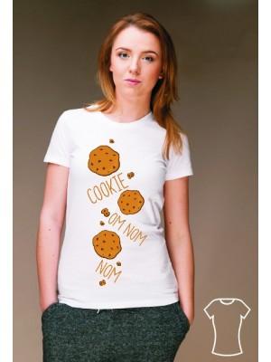 Koszulka dla niej Cookie Monster