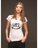 Koszulka i body dla mamy i dziecka I love