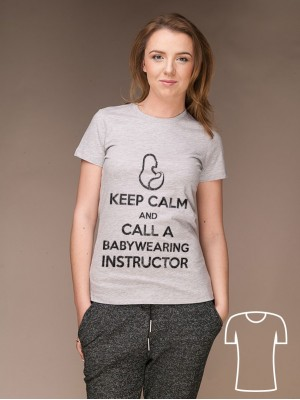 Koszulka dla doradców chustonoszenia