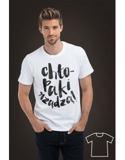 Koszulka Chłopaki rządzą