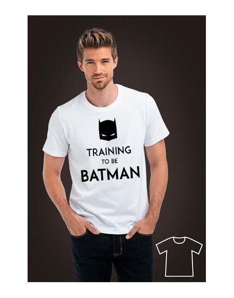 Koszulka Training to be Batman