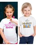 Body/koszulka Młodszy brat/siostra