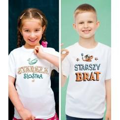 Body/koszulka Starszy brat/siostra