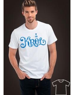Koszulka dla taty Król