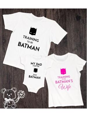 Zestaw dla rodziny The Batmans