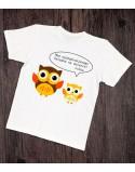 Koszulka dla Dziadka Dziadek Sowa