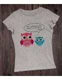 Koszulka dla Babci Babcia Sowa