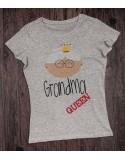 Koszulka dla Babci Babcia Królowa