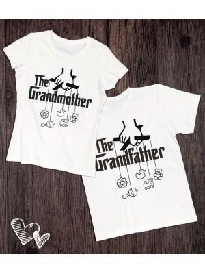 Koszulki dla babci i dziadka The Grand
