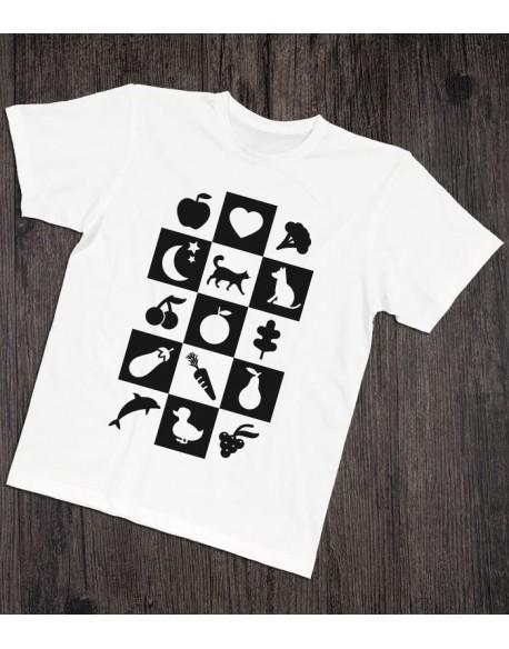 Koszulka dla taty Popatrz maluszku