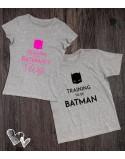 Koszulki dla pary The Batmans