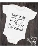 Body Taka/i duża/y BO na piersi