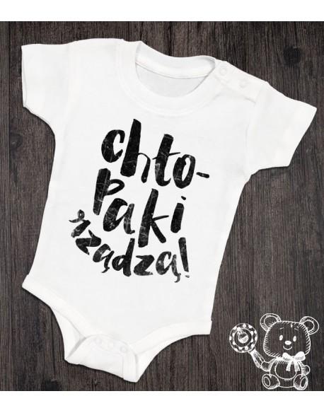 Body/koszulka Dziewczyny/Chłopacy rządzą