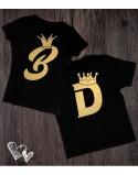 Koszulki dla babci i dziadka Król
