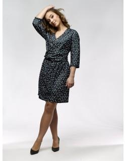 Elegancka sukienka do karmienia piersią DAYSIES