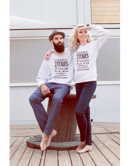 Bluzy na rocznicę ślubu