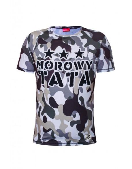 OUTLET/Koszulka Tata mistrz świata Morowy