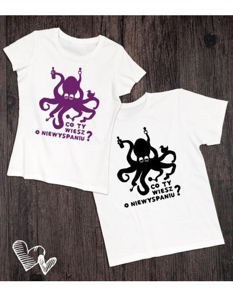 Koszulki dla niewyspanych Co ty wiesz