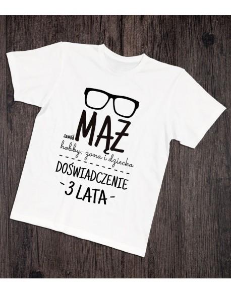 Koszulka dla taty zawodowiec