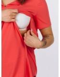 Koszula nocna do karmienia piersią SOSLEEPY