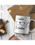 Kubek dla dziadka z Jego imieniem okulary