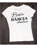 Koszulka dla babci z imieniem Babcia idealna