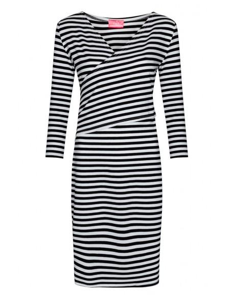 OUTLET/Sukienka do karmienia piersią SOSEXY DRESS