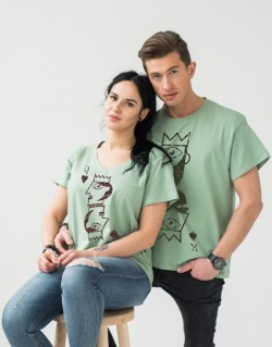 Koszulki dla par PL Karty