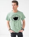 Koszulki dla par Cookie Monster