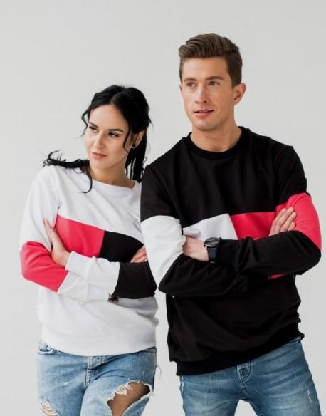 Bluzy dla pary PL Kwadraty