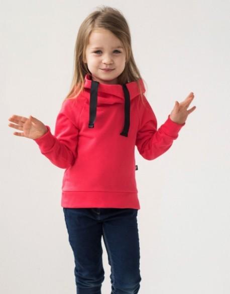 Bluza Little Hygge Czerwona