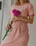Sukienka do karmienia piersią i ciążowa Happy Mom