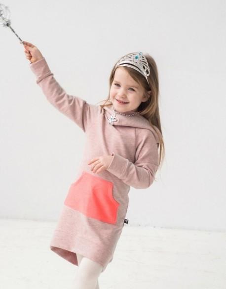 OUTLET/Sukienka Little Freeday Fluo