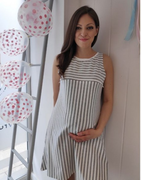 Sukienka ciążowa i do karmienia piersią DAYDREAM