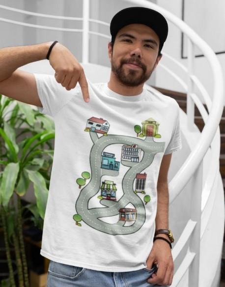 Koszulka dla taty Plansza
