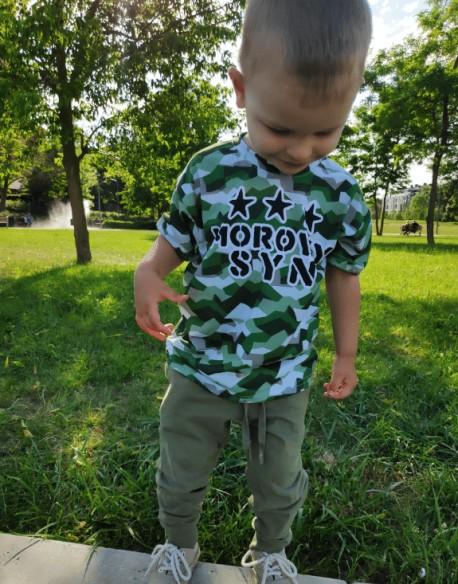 Koszulka dla dziecka Morowy Syn PL